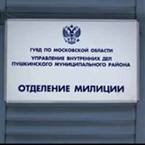 Отделения полиции Балакирево