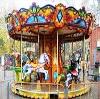 Парки культуры и отдыха в Балакирево