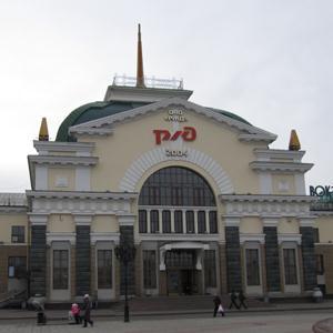 Железнодорожные вокзалы Балакирево